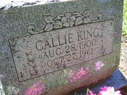 Callie King