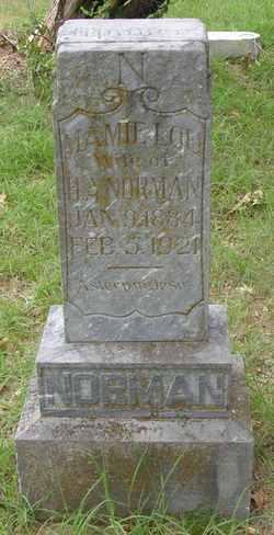 Mary Lou Mamie <i>Cowan</i> Norman