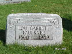 Louesa Lou <i>Morton Garrett</i> Faulkner