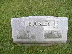 Lena Mae <i>Ludwick</i> Buckley