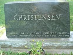 Robert A. Christensen