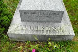 Rev Julius Cosson