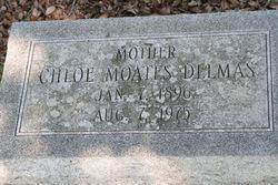 Chloe <i>Moates</i> Delmas