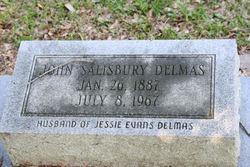 John Salisbury Delmas