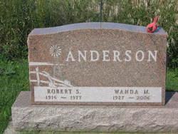 Wanda Mae <i>Simpkins</i> Anderson