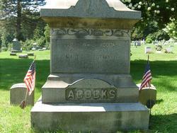Mary A <i>Dalrymple</i> Acocks
