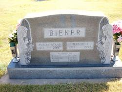 Amelia Josephine <i>Staab</i> Bieker