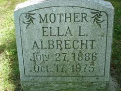 Ella L. Albrecht