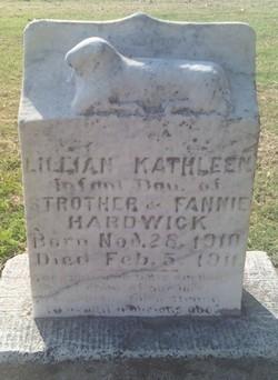 Lillian Kathleen Hardwick