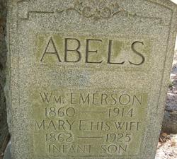 William Emerson Abels