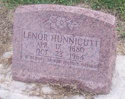 Lenor <i>Purser</i> Hunnicutt