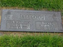 Alta Mabel <i>Atkinson</i> Allgood