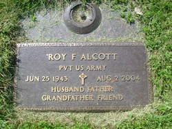 Roy F. Alcott