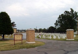 Fort Sill Post Cemetery