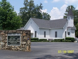 Daviston Baptist Church Cemetery