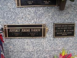 Jefferey Jerome Farrow