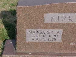Margaret A. Kirkeby