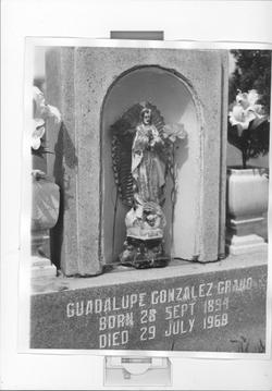 Guadalupe Gonzales Grano