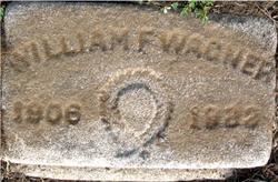William Fredrick Fred Wagner