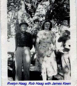 Viola Evelyn <i>Howell</i> Haag