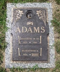 Woodrow M. Woody Adams, Sr