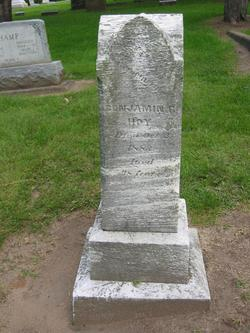 Benjamin Franklin Frank Hoy