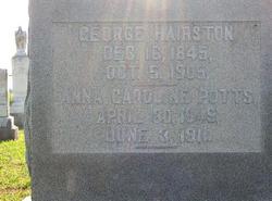George Hairston