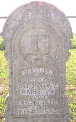Ervin Nicholas Hairston