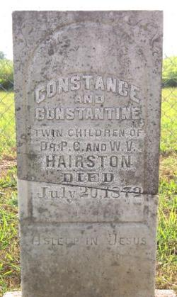 Constance Hairston