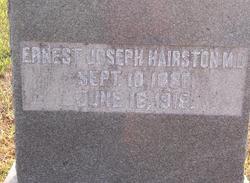 Ernest Joseph Hairston