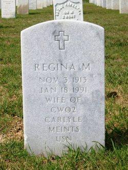 Regina M Meints