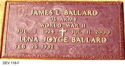 James Lee Ballard