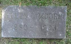 Mrs Ellen Jane <i>Stevenson</i> Moore