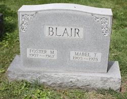 Mabel <i>Tear</i> Blair