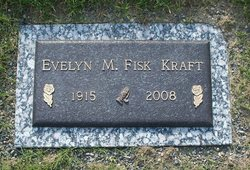 Evelyn Mildred Lord <i>Fiske</i> Kraft