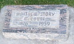 Matthew Story McCourt