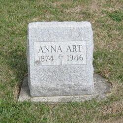Anna <i>Winkeljohn</i> Art
