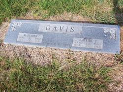 Bertha Beatrice <i>Hill</i> Davis