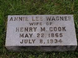 Annie Lee <i>Wagner</i> Cook