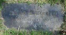 Stella May <i>Moore</i> Garrett
