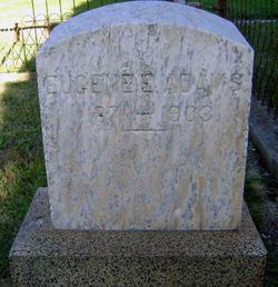 Eugene E. Adams