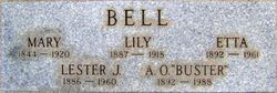 Lily Viola Lillie <i>Griffin</i> Bell