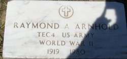 Raymond A Arnhold