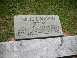Emilie <i>Longino</i> Jackson