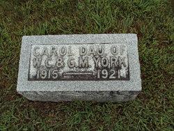 Carol Virginia York