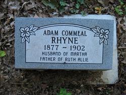 Adam Commeal Rhyne