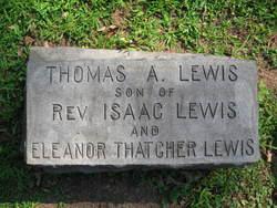 Thomas A Lewis