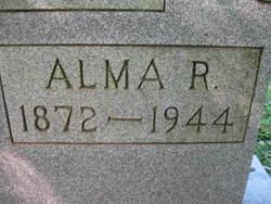 Alma R Mabry