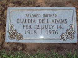 Claudia Dell Adams