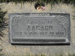Sarah Matilda Aagard
